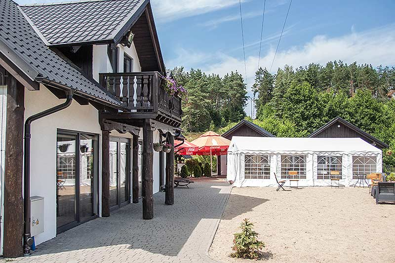 rybazowka - Zajazd Nad Stawem w Grabówku